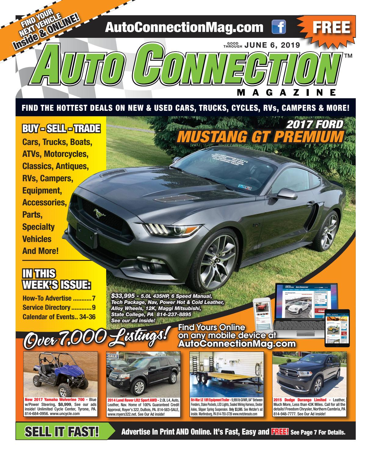 f02edd13b796 06-06-19 Auto Connection Magazine by Auto Locator and Auto ...