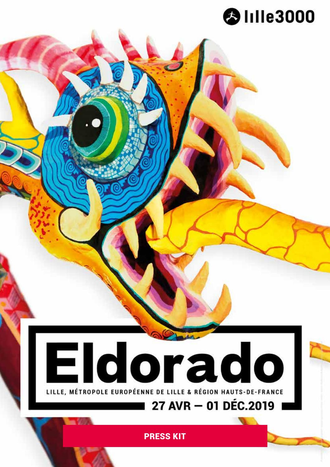 Press Kit Eldorado Lille3000 By Lille3000 Issuu