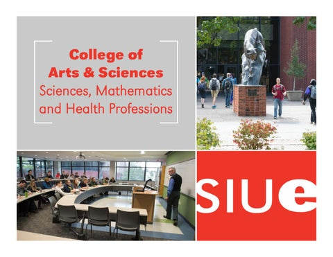 SIUE Springboard to Success - College of Arts & Sciences - Math and