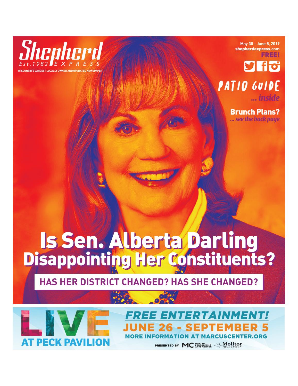 Print Edition: May 30, 2019 by Shepherd Express - issuu
