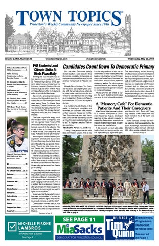 7da6fcc2125 Town Topics Newspaper, May 29 by Witherspoon Media Group - issuu