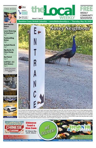 The Local Weekly May 30, 2019 by The Local - issuu