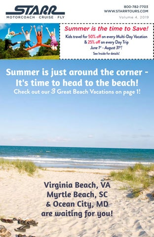Starr Vacations #4 - May 2019 by Starr Tours - issuu