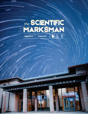 The Scientific Marksman (2018-2019) by St  Mark's School of