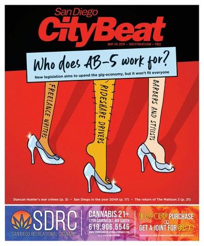 c195f1cb3fa San Diego CityBeat • May 29, 2019 by San Diego CityBeat - issuu