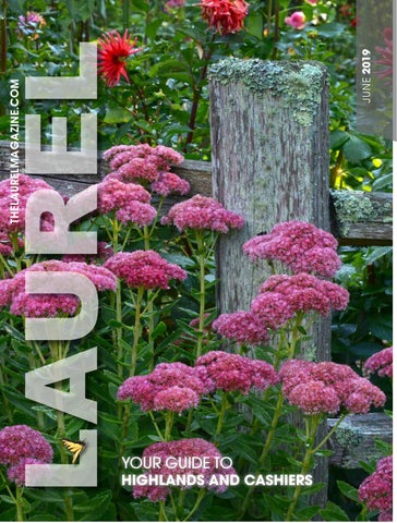 The Laurel Magazine of Highlands NC and Cashiers NC - June