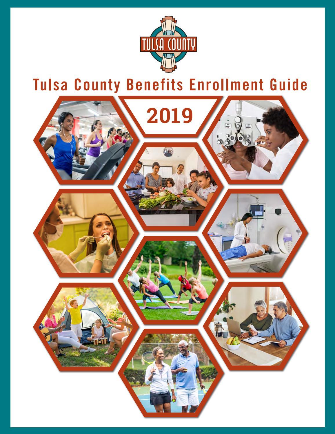 Tulsa County 2019 Benefits Guide by Tulsa County - issuu