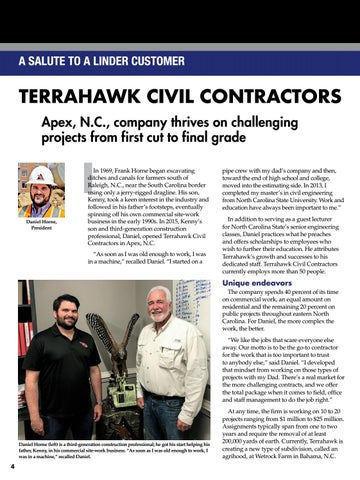 Page 4 of Terrahawk Civil Contractors