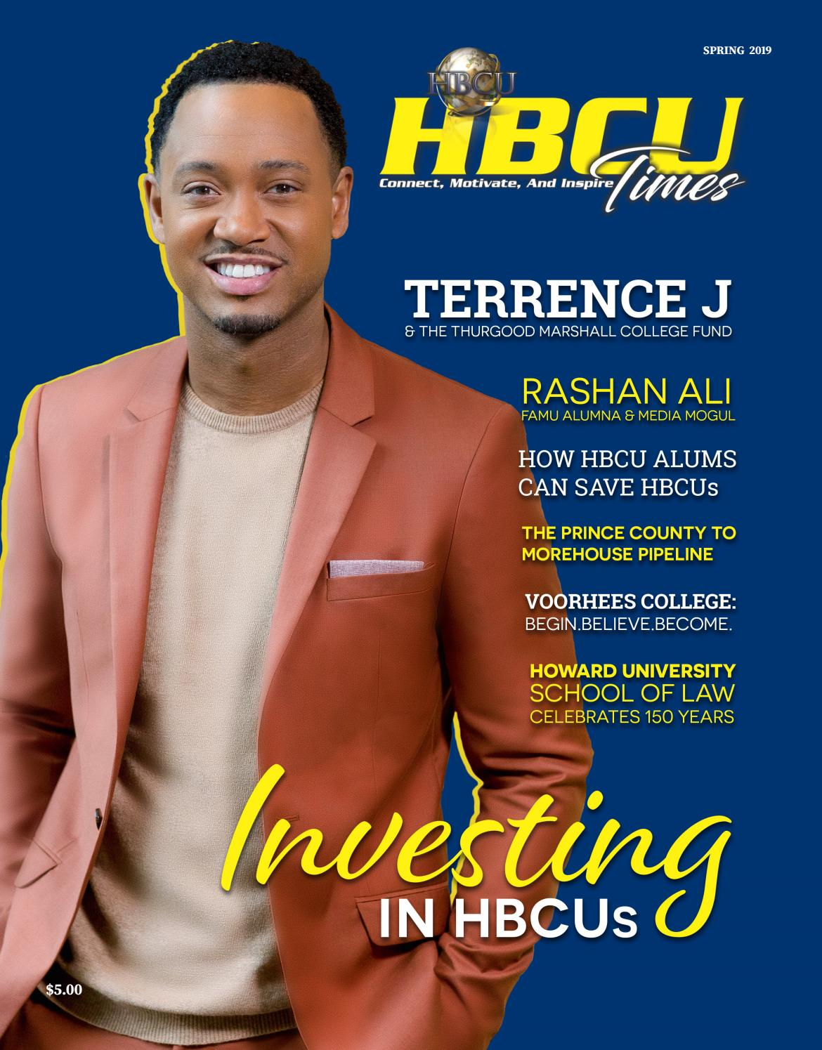 a2161a60 HBCU Times Magazine Spring 2019 Issue by HBCU Times - issuu