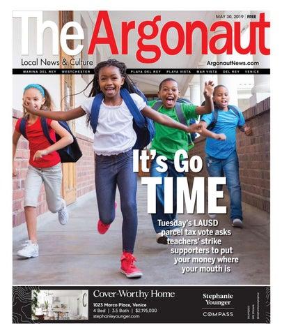 The Argonaut Newspaper — May 30, 2019 by Kate - issuu