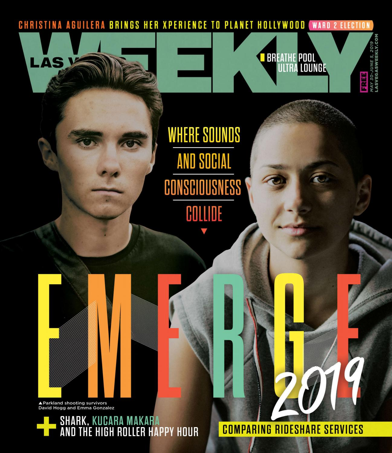 2019-05-30 - Las Vegas Weekly by Greenspun Media Group - issuu