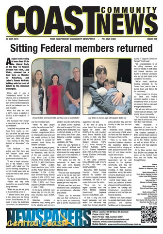 Issue 208 of COAST Community News by Central Coast