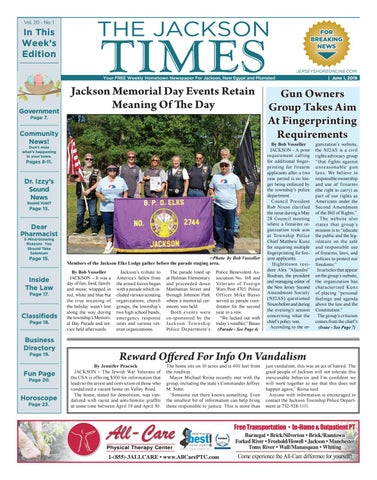 2019-06-01 - The Jackson Times by Micromedia Publications