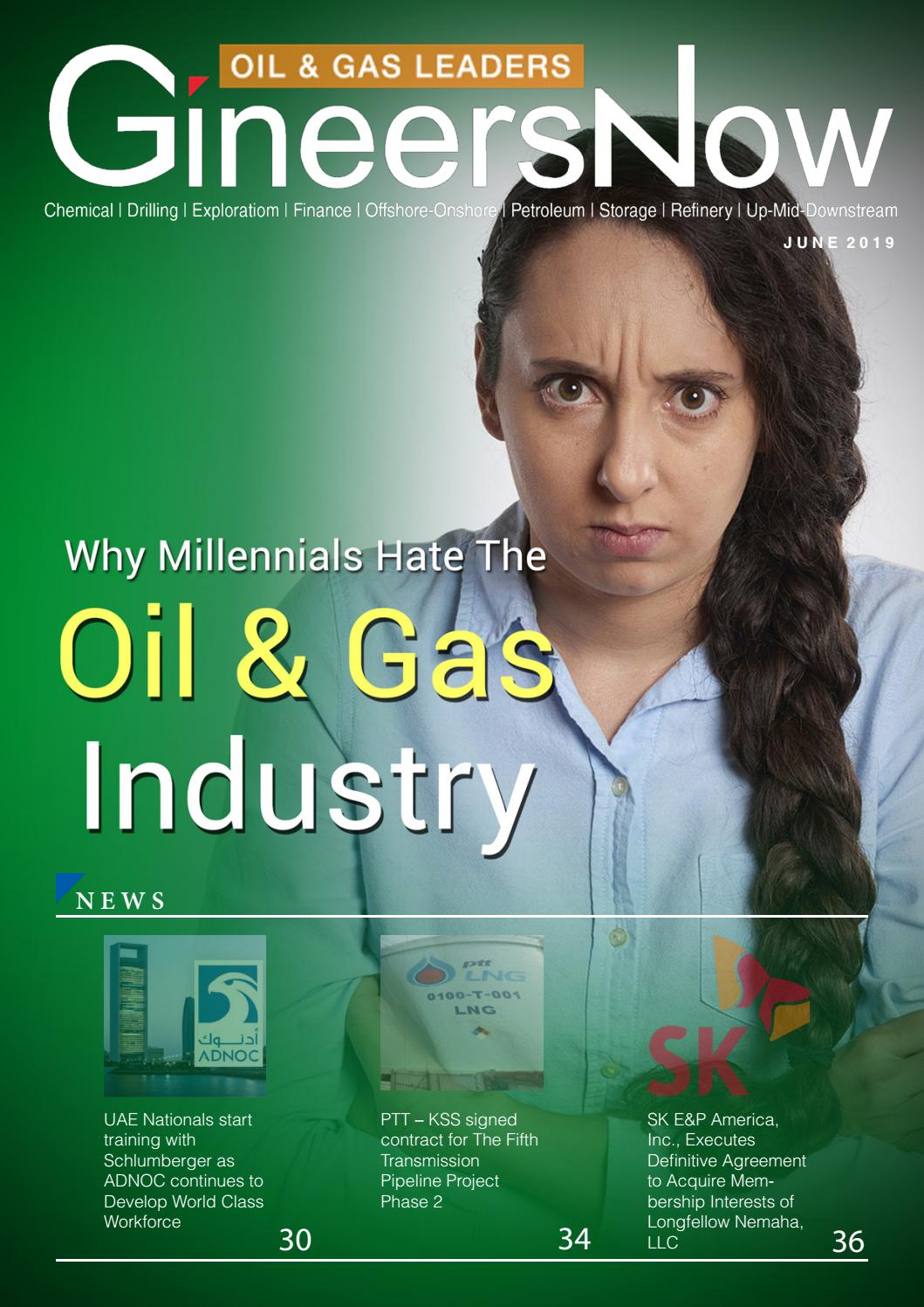 Why Millennials Hate The Petroleum Industry, Oil & Gas