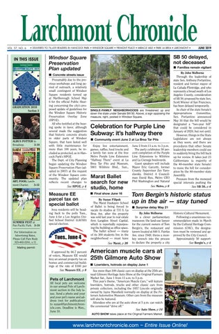 LC 06 2019 by Larchmont Chronicle - issuu