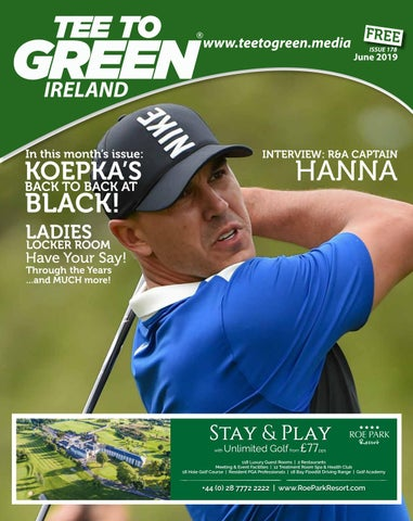 e166b125 Official PGA TOUR Essential Guide to Golf: June - November 2019 by Magazine  - issuu
