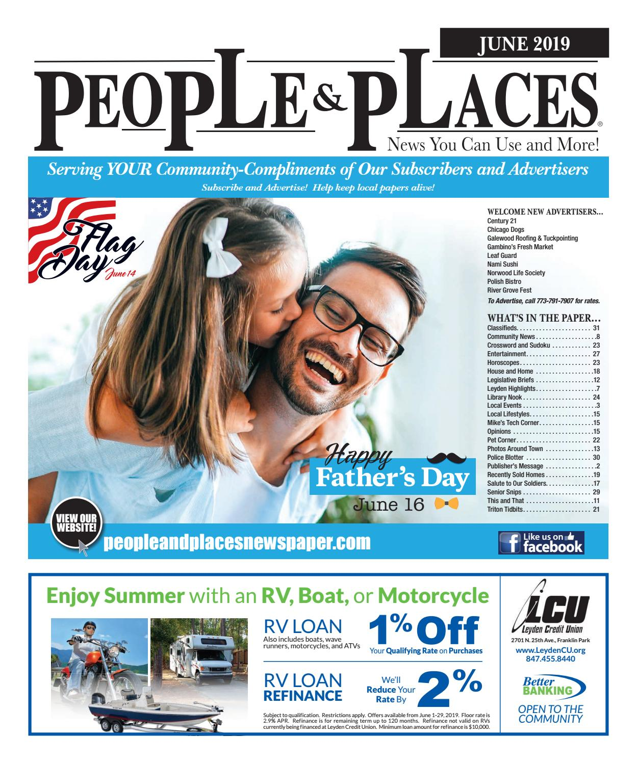 June 2019 People & Places Newspaper by Jennifer Creative - issuu