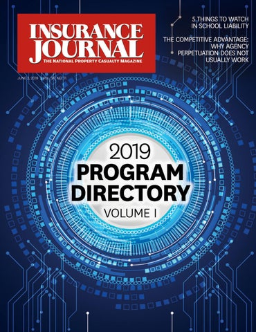 Insurance Journal West 2019-06-03 by Insurance Journal - issuu