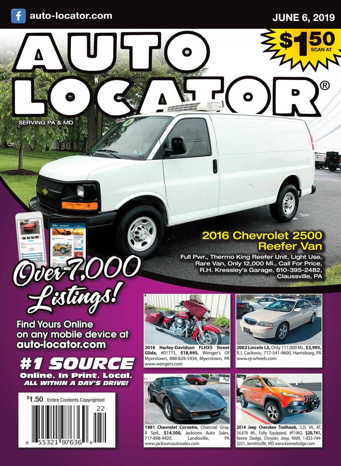 06-06-19 Auto Locator by Auto Locator and Auto Connection