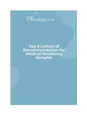 Letter Of Residency Sample from image.isu.pub