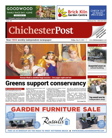 Chichester Post Issue 161 by Post Newspapers - issuu