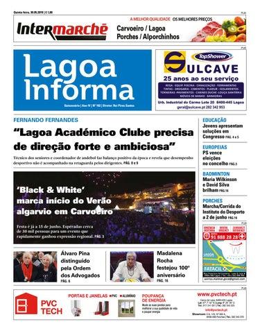9641aa88dec1 Lagoa Informa nº102 - 30_05_2019 by Algarve Vivo - issuu