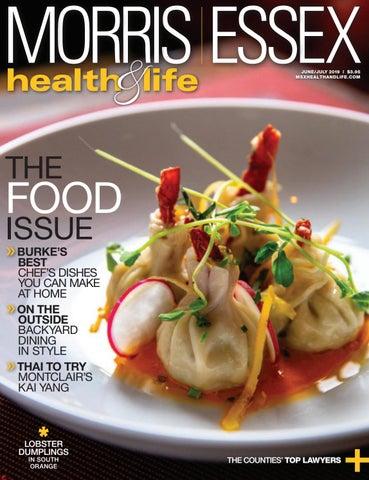 Morris Essex Health & Life: June/July 2019 by Wainscot Media