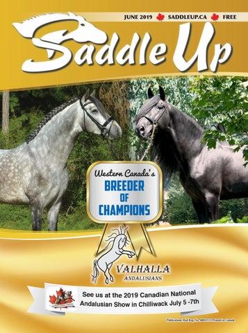 Saddle Up June, 2019 by Saddle Up magazine - issuu