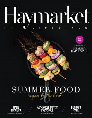 Haymarket Lifestyle Magazine June 2019 By Piedmont