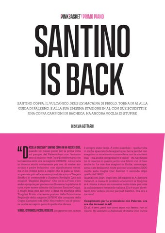 Page 31 of SANTINO IS BACK