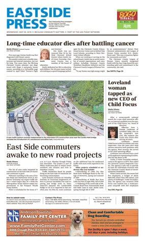 Eastside Press 05/29/19 by Enquirer Media - issuu