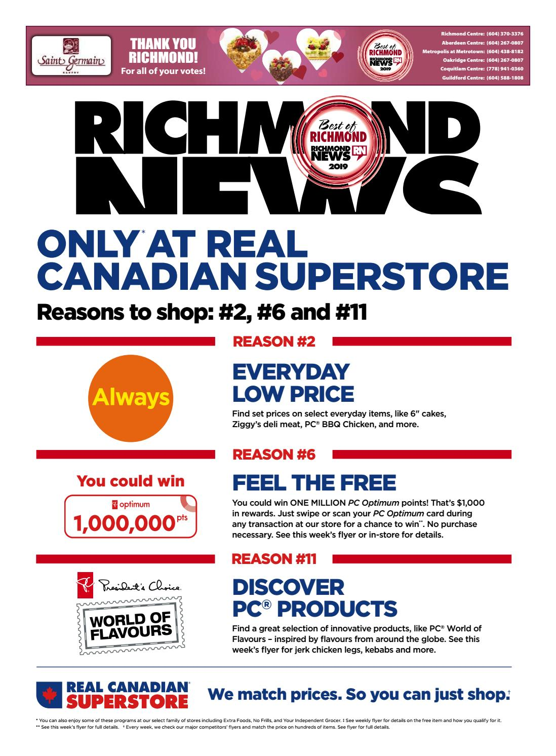 Richmond News May 30 2019 by Richmond News - issuu