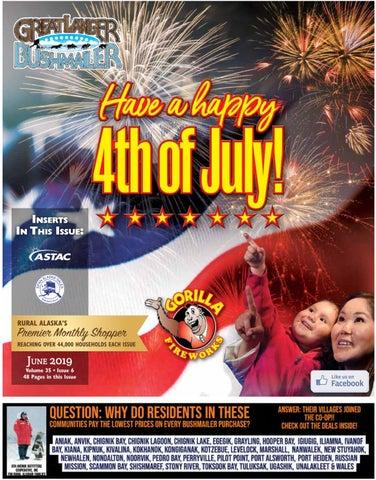 2019 June Great Lander Bush Mailer by Anchorage Printing - issuu