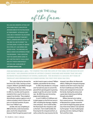 Page 8 of For the Love of the Farm