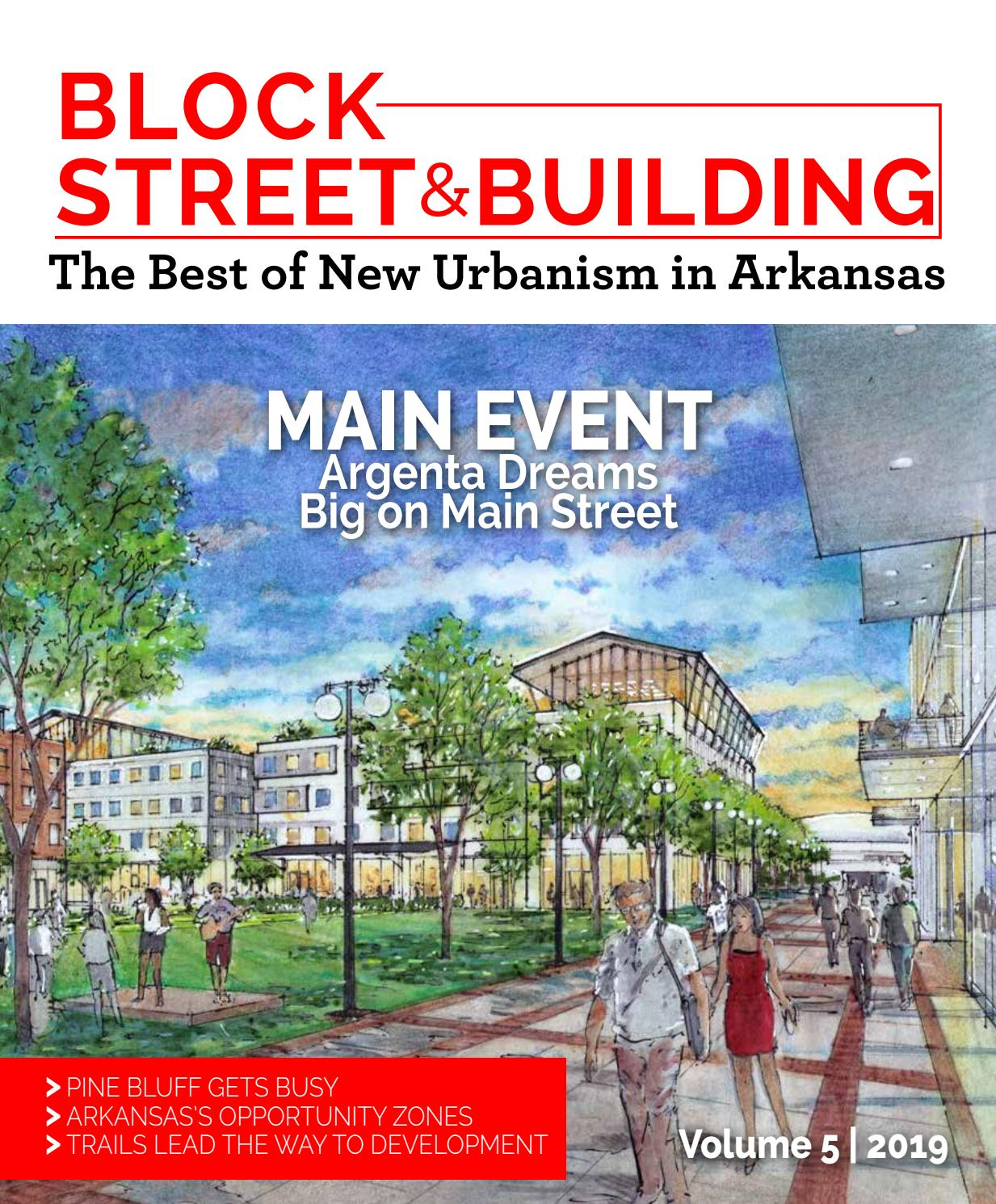 Block, Street & Building Volume 5 | 2019 by Arkansas Times