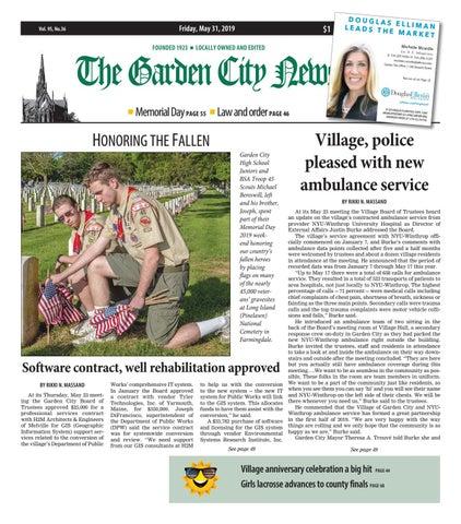 The Garden City News (5/31/19) by Litmor Publishing - issuu