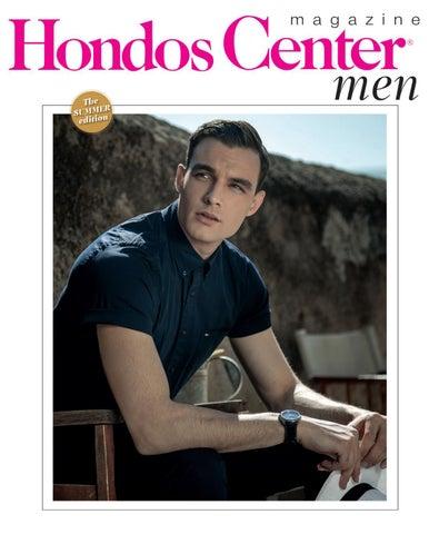c35f7283df Hondos Center κατάλογος για άνδρες. Men s Guide Summer 2019