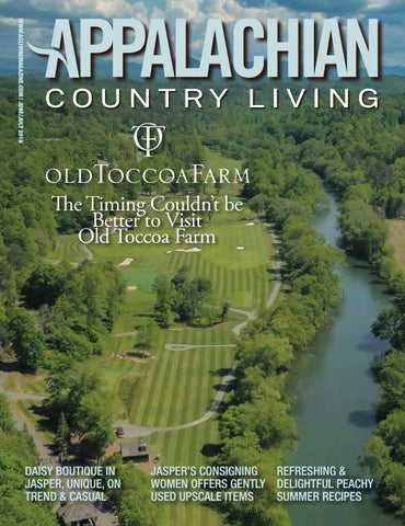 Appalachian Country Living, June-July 2019 by Appalachian