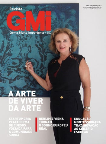 b926ed3542d1 REVISTA GMISC - MAIO 2019 by Revista Gente Muito Importante SC - issuu