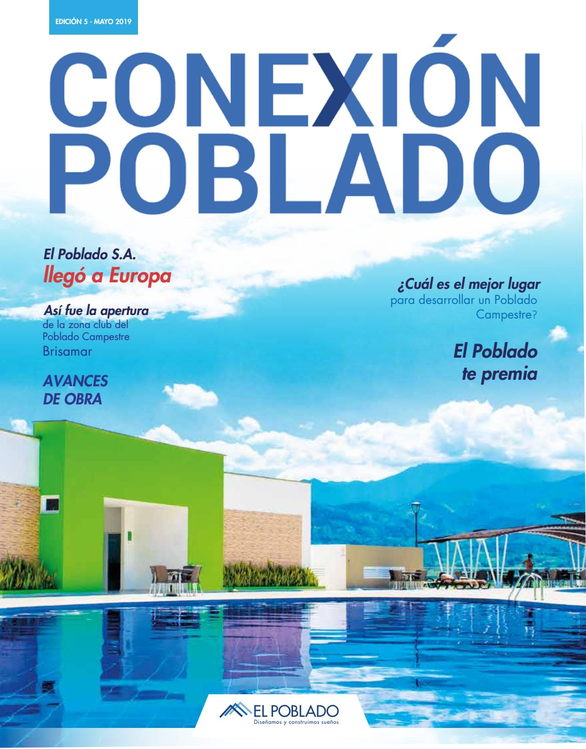 Modelos De Jacuzzi Campestres.Revista Conexion Poblado 5 By Carol Nino Sanchez Issuu