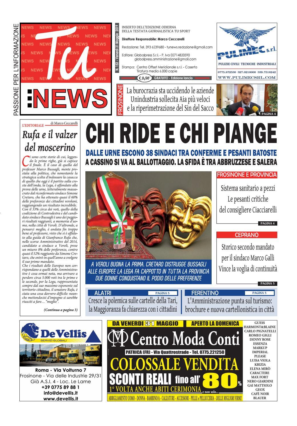 efba3fabd8d9 Tu NEWS n. 153 by tusport.redazione - issuu