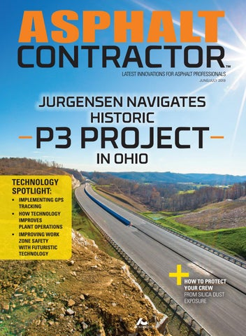 Asphalt Contractor June/July 2019 by ForConstructionPros com