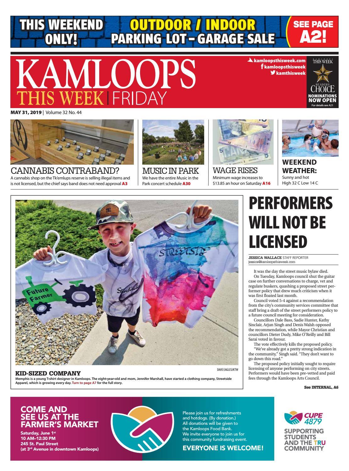 kamloops this week may 31, 2019kamloopsthisweek - issuu