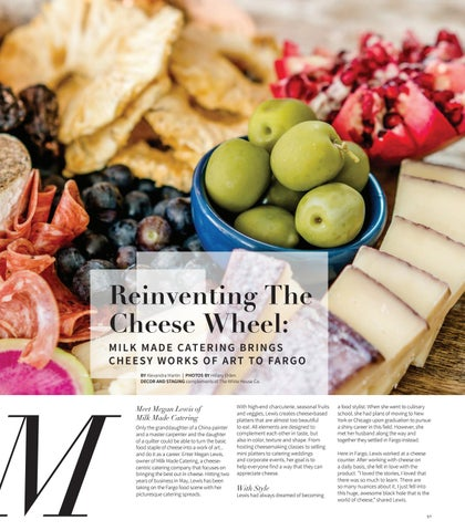 Page 59 of Reinventing the Cheese Wheel: Milk Made Catering