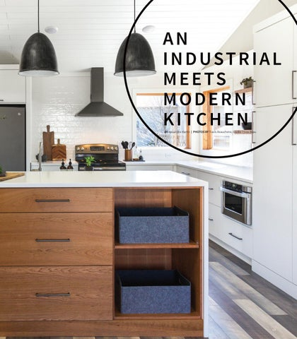 Page 65 of An Industrial Meets Modern Kitchen
