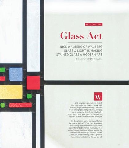 Page 91 of Glass Act: Nick Walberg of Walberg Glass and Light