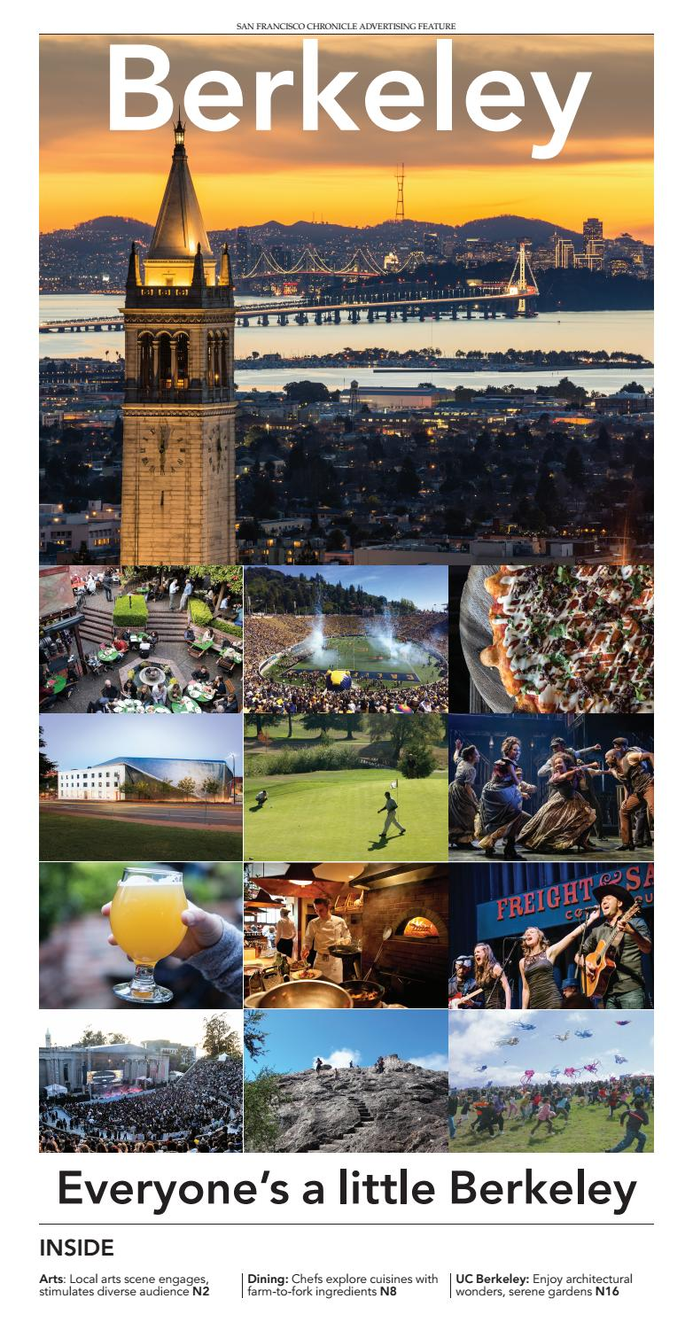 San Francisco Chronicle: Everyone's a little Berkeley by