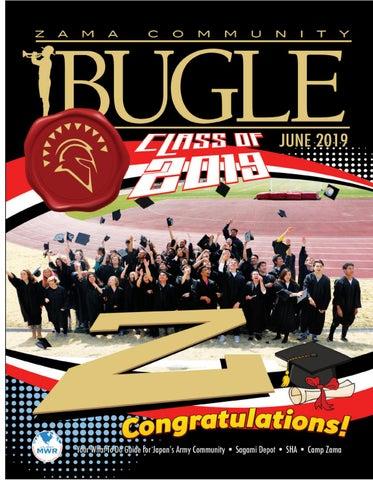 June 2019 Bugle by Camp Zama MWR Marketing - issuu