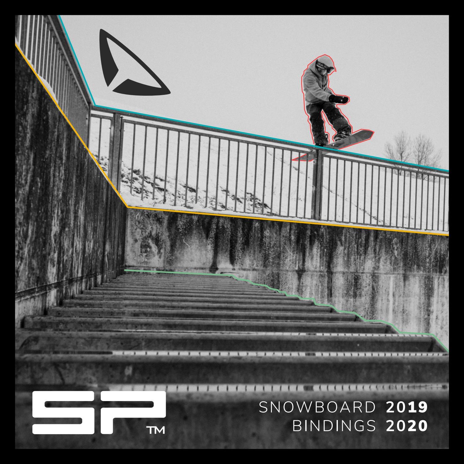 SP Slab MULTIENTRY Bindung 2020 Black