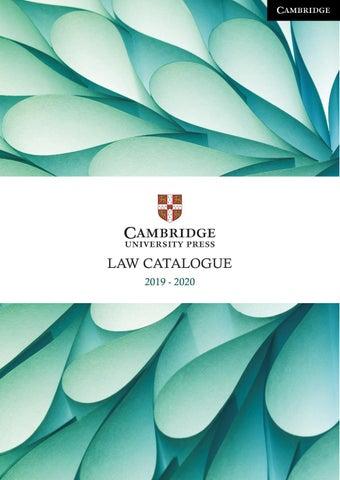 Cambridge University Press - Issuu